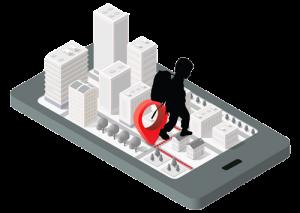 GPS Watch Tracker for Children