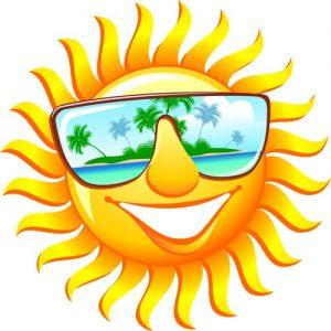Summer break safety sunshine heat